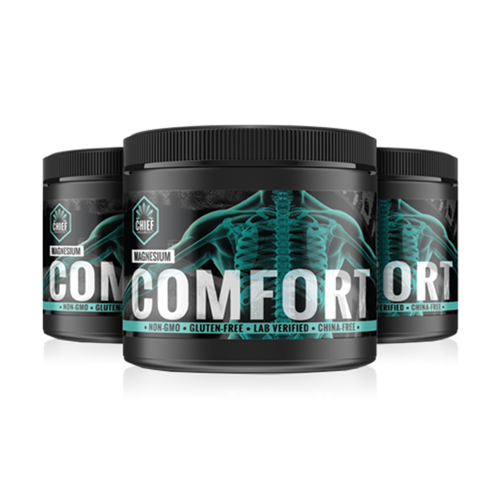 Chief Originals Magnesium Comfort 10oz (283g) (3-Pack)