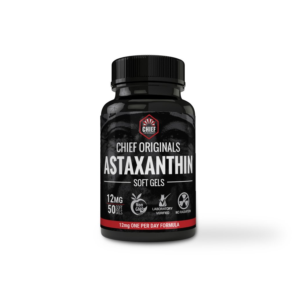 Astaxanthin 12mg 50 Softgel