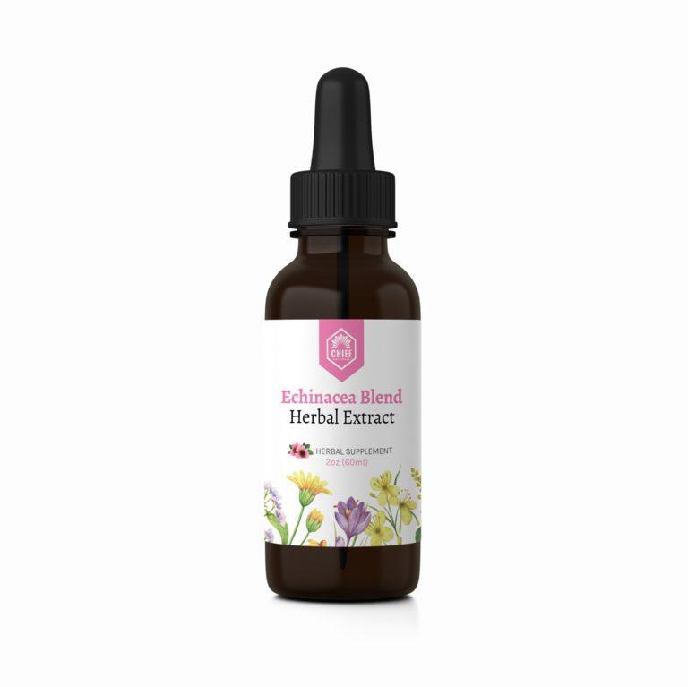 Echinacea Blend Herbal Extract 2fl oz (60ml)