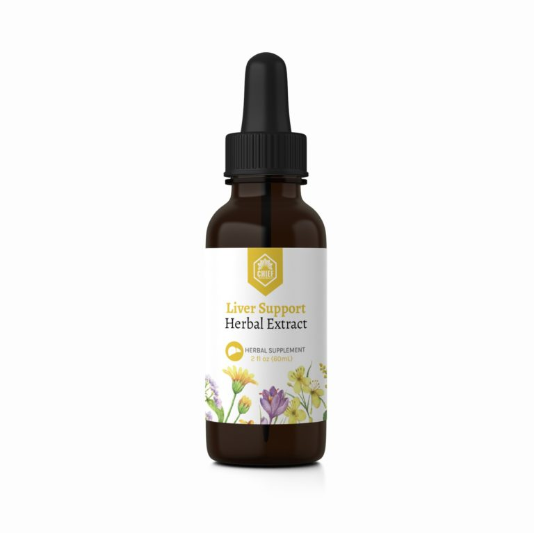 Liver Support Herbal Extract 2fl oz (60ml)